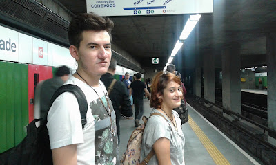 Linha Azul do metrô de SP