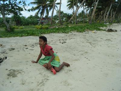 Fijian teenager