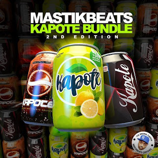 Mastiksoul - Mastikbeats Kapote (EP)