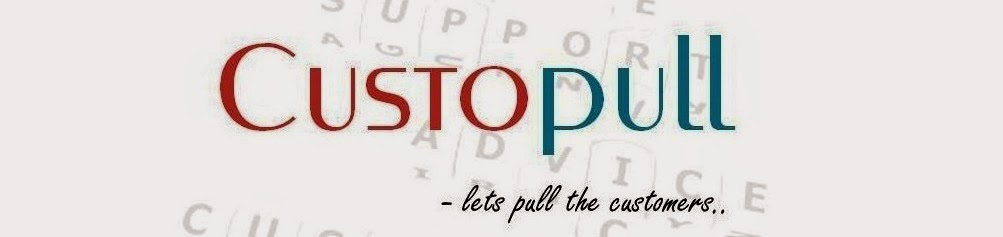 Custopull - let's pull the customers!