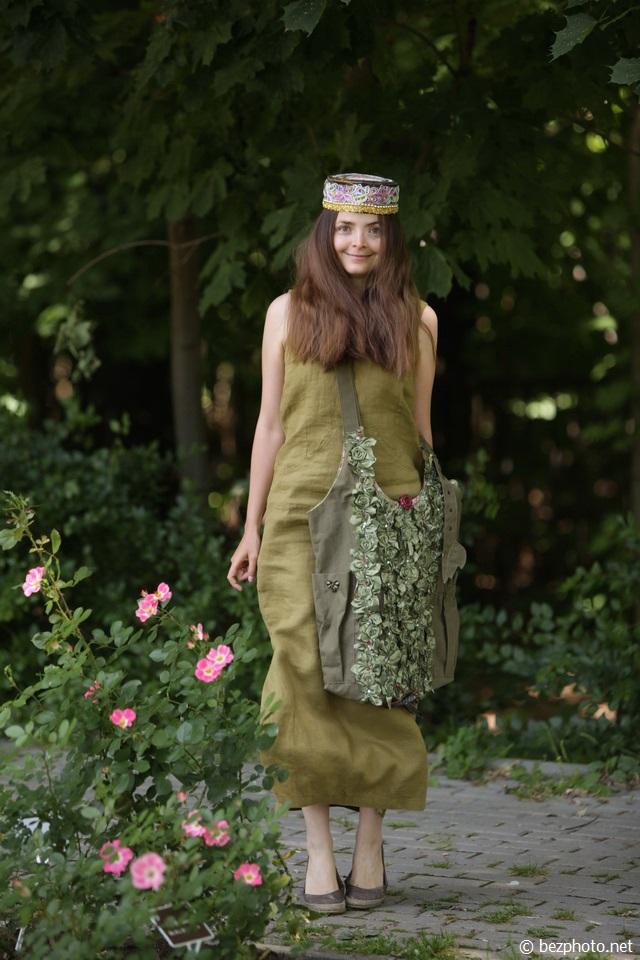 мода бохо лето 2015 фото