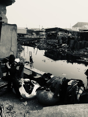 slum in lagos