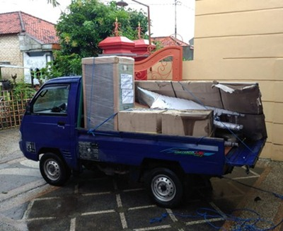 Carter Pick up Malang Murah