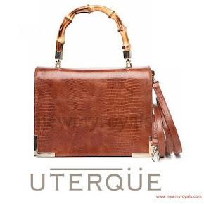 Queen Maxima Style Uterqüe Bag