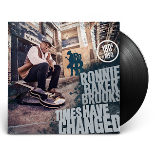 "Το lyric video του Ronnie Baker Brooks ""Times Have Changed"" από τον δίσκο ""Times Have Changed"""