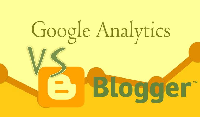 Kenapa Pageview Versi Blogger Berbeda Dengan Google Analytics