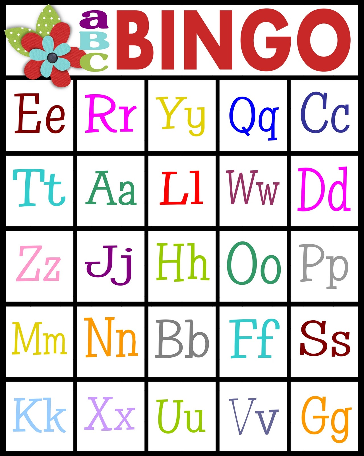 worksheet Bingo Worksheet printable activity game and hebrew alphabet bingo cards to sassy sanctuary abc 39 s free printable