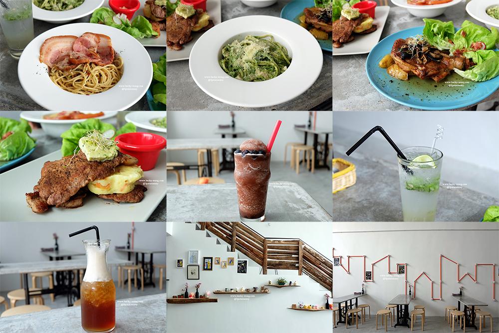 Eatssswork Art Studio Cafe 艺食屋の物语 Cheras