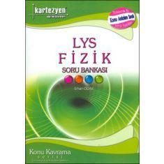 Kartezyen Eğitim LYS Fizik Soru Bankası (Konu Kavrama Serisi)