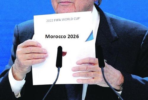 """صُحف الجمعةالرياضية: غموض يلف وضع المغرب مع نهاية أجل ترشيحات تنظيم """"مونديال2026"""""""
