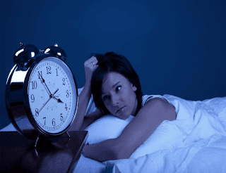 overcome insomnia without consuming anything