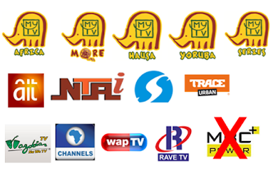 mytv channels