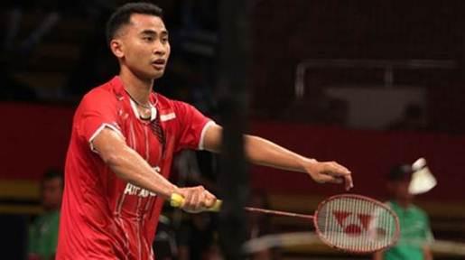 Jadwal Tunggal Putra Badminton Olimpiade 2016
