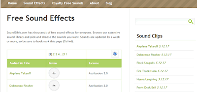 Effetti sonori gratis: sound effects free download