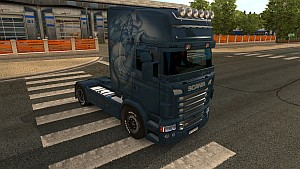 Holland Style for Scania RJL