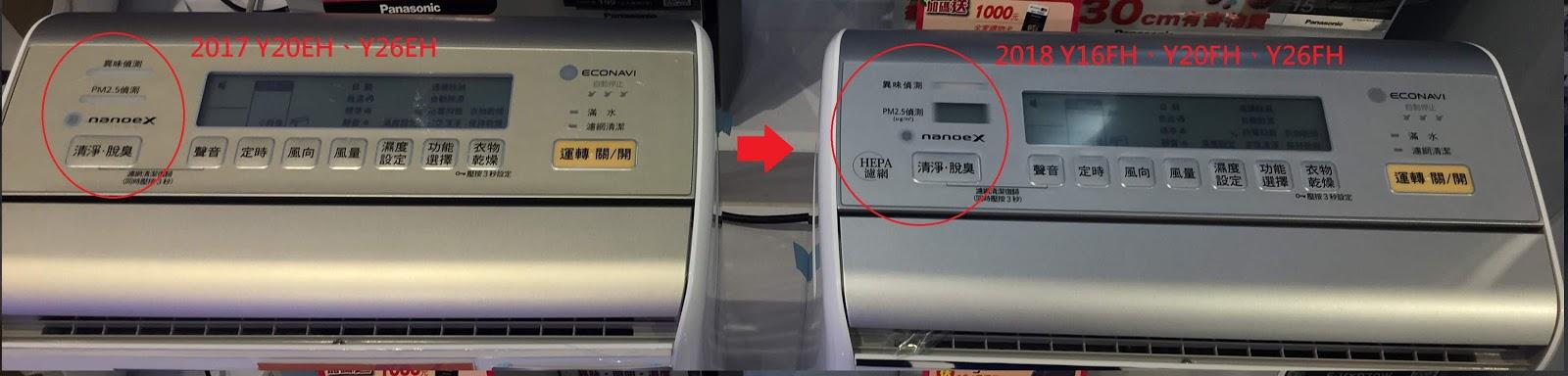 家電情報(日系品牌為主): 除濕機選購 及除濕機使用注意事項 (同場加映 清淨機