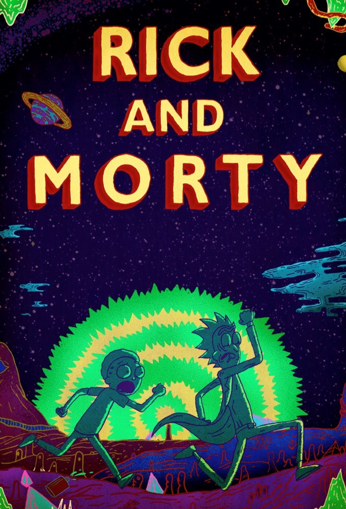Rick and Morty - Season 2
