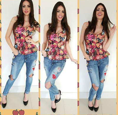 Jeans feminino para revenda