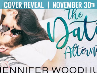 The Dating Alternative by Jennifer Woodhull Cover Reveal