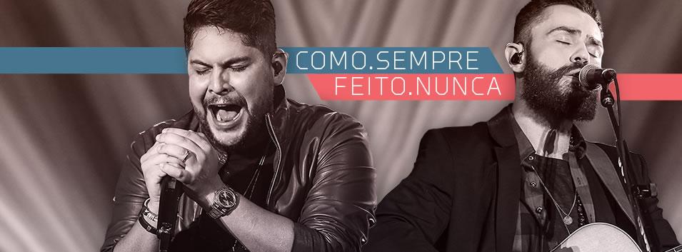 CD Jorge e Mateus - Como Sempre Feito Nunca