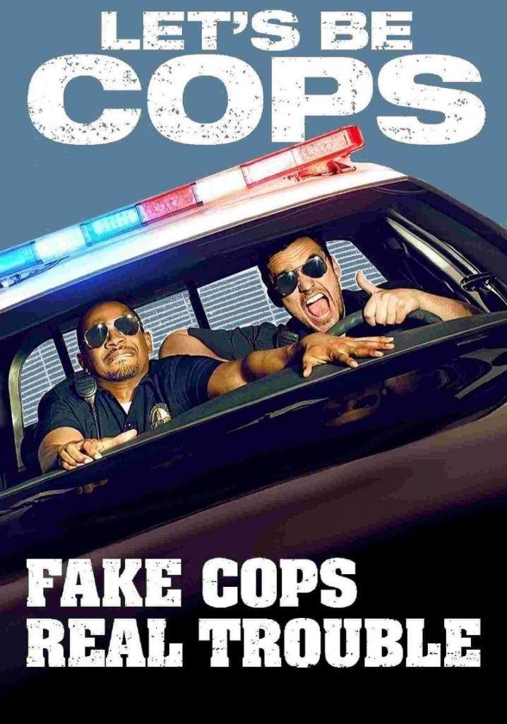 Let's Be Cops 2014 - Full (HD)