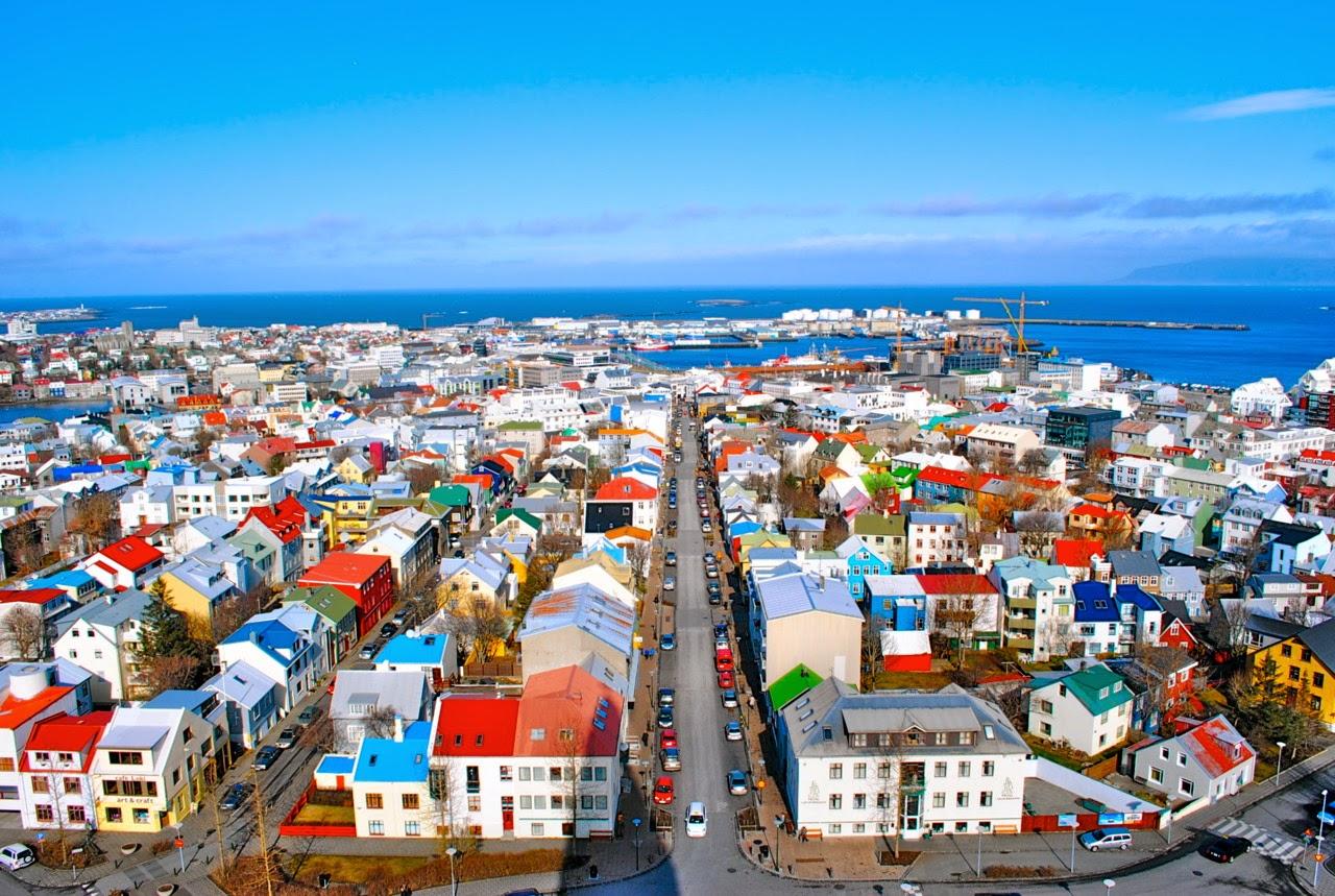 Reykjavík, Iceland | 2016 Travel Plans