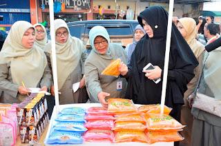 BBPOM Aceh Temukan Zat Berbahaya Pada Jajanan Buka Puasa