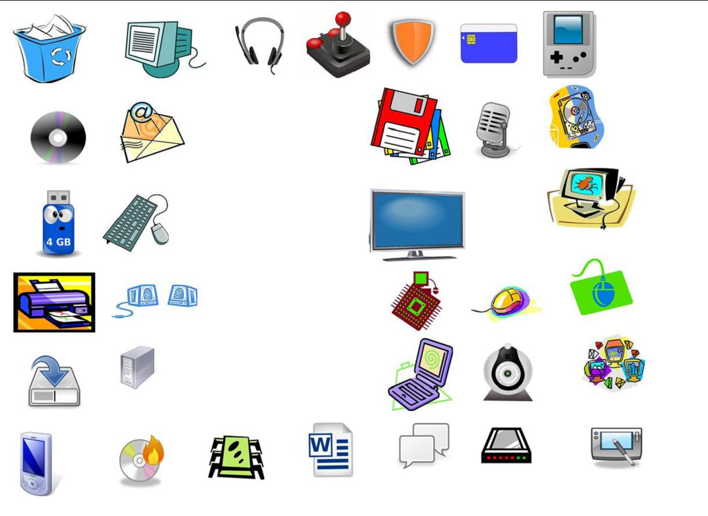 English Corner New Technology Vocabulary
