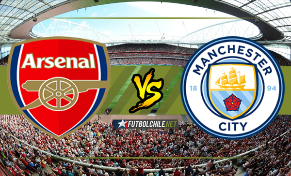 Ver stream hd youtube facebook movil android ios iphone table ipad windows mac linux resultado en vivo, online: Arsenal vs Manchester City