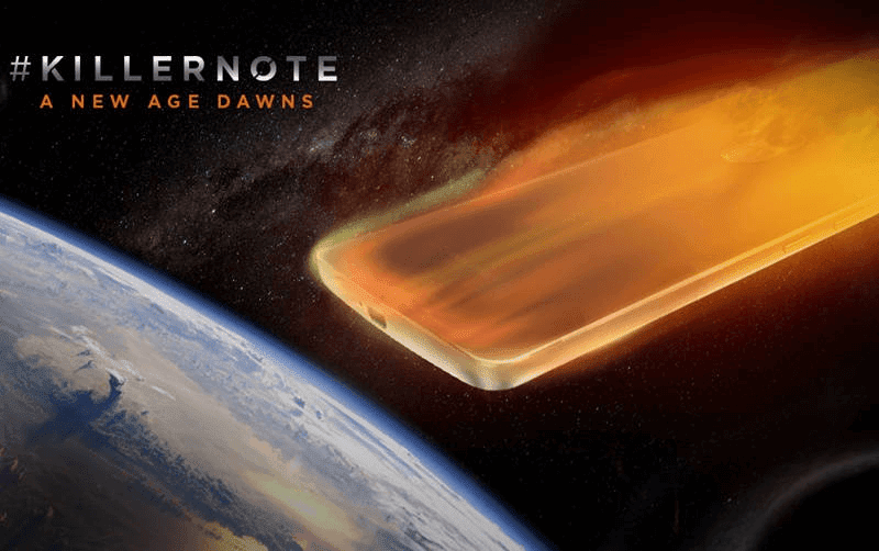 Lenovo K4 Note Teased! To Go With Killer Specs Coming Soon This January!