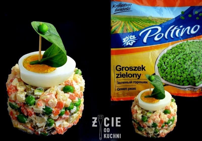 zielony groszek, poltino, zycie od kuchni