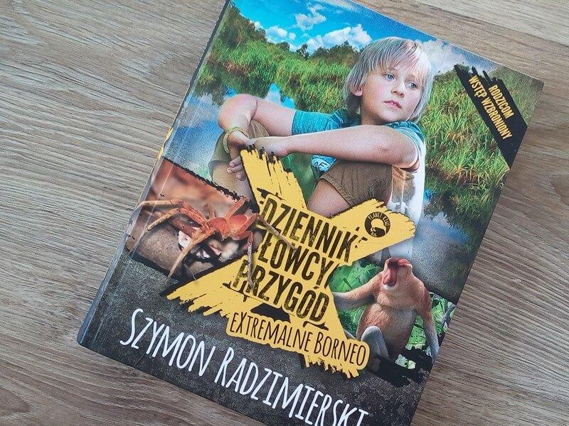 dziennik lowcy przygod Szymon Rdzimierski
