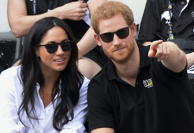 Prince Harry And Actress Meghan