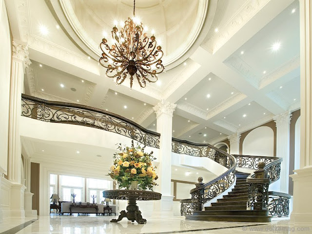 Luxury Chandelier Collection Luxury Chandelier Collection The Foyer Lighting for High Ceilings
