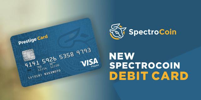 Spectrocoin Visa - spectrocoin.com
