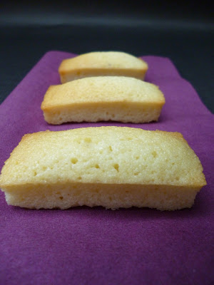 Financiers aux amandes_Biscuits
