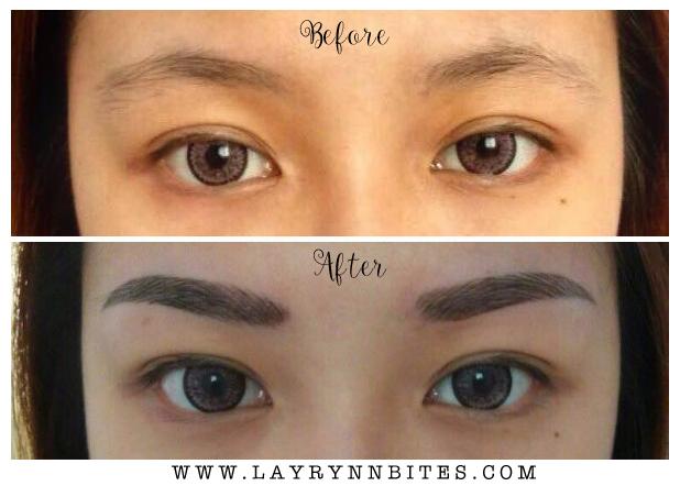 My 3d eyebrow embroidery experience carmen layrynn for 1 salon eyebrow embroidery