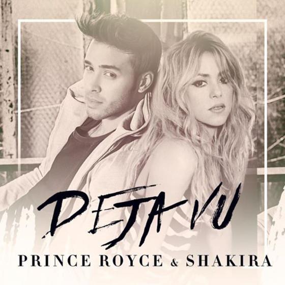 Escucha 'Deja Vu', nuevo tema de Prince Royce con Shakira