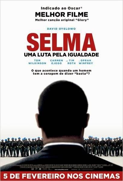 Review Selma: Uma Luta pela Igualdade