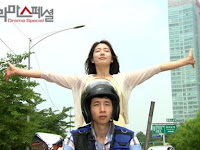 SINOPSIS Don't Worry, I'm a Ghost Episode 1 Selesai