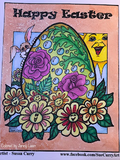 Sue Curry Art Facebook Fan Page