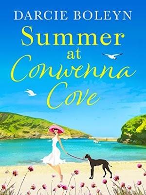 summer-at-conwenna-cove, darcie-boleyn, book
