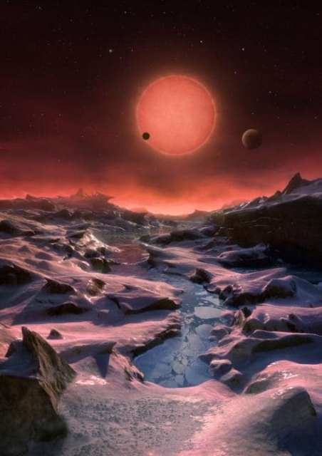 NASA Discovers New Solar Systems With 7 Earth Like Planets5