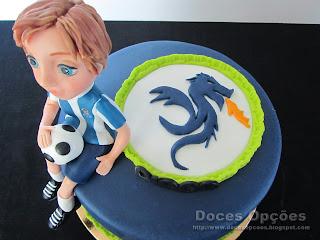 bolo dragão fcporto bragança