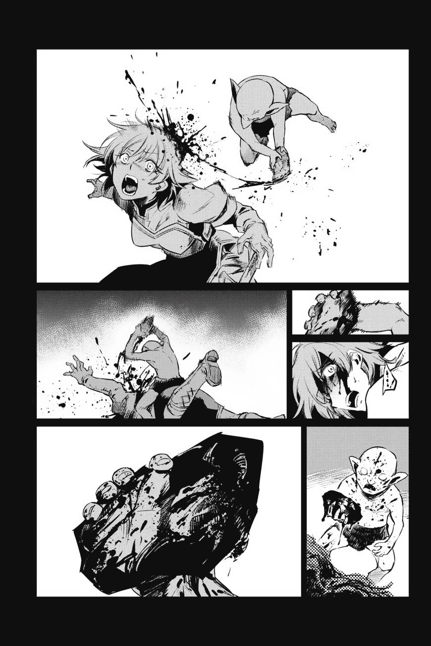Goblin Slayer Chapter 13-23
