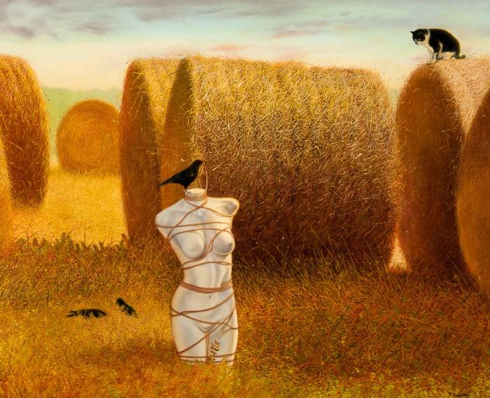 Традиционный реализм. Tony Luciani 11