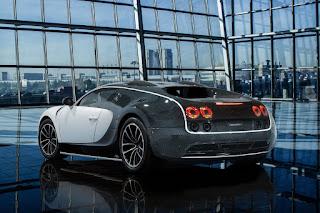Sweptail by Rolls Royce
