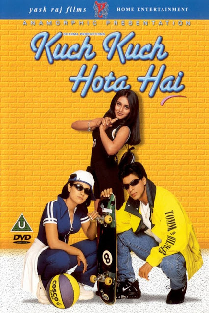 Kuch Kuch Hota Hai (1998) Movie Poster