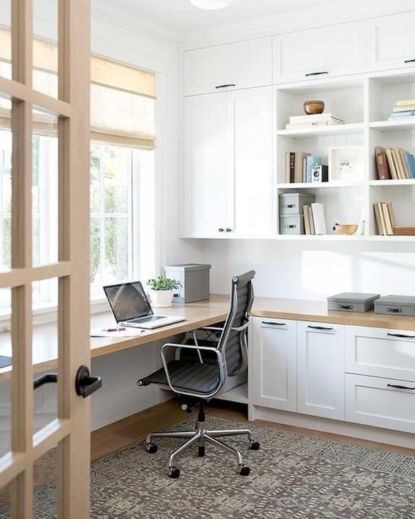 leather-and-stainless-steel-computer-desk-chairs-for-home