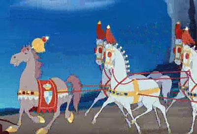 La toile nolwenn les chevaux chez disney - Cendrillon le dessin anime ...